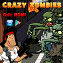 Crazy Zombies Game for iOS and Android