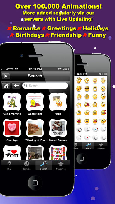 texting apps for iphone 3d animations emoji icons iphone app app apps 16263