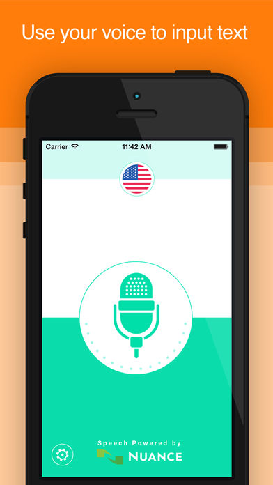 Active Voice : Speech-To-Text