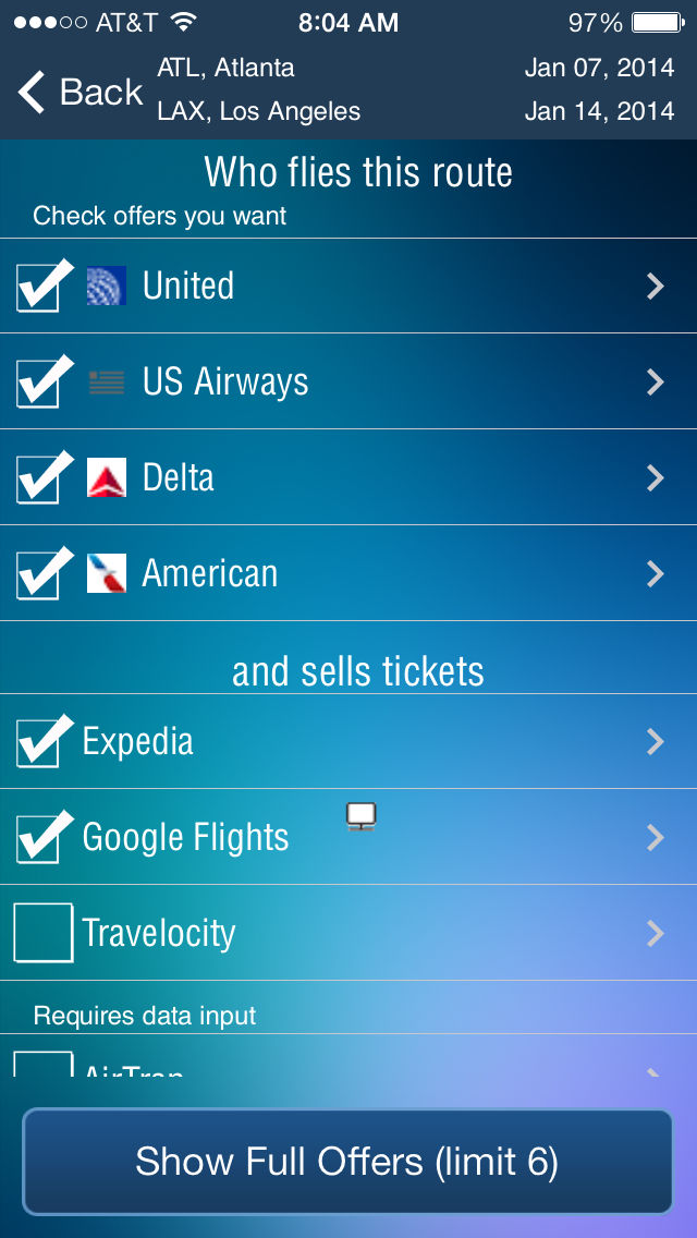 Air Travel Pro – Flight Tracker (all airports)