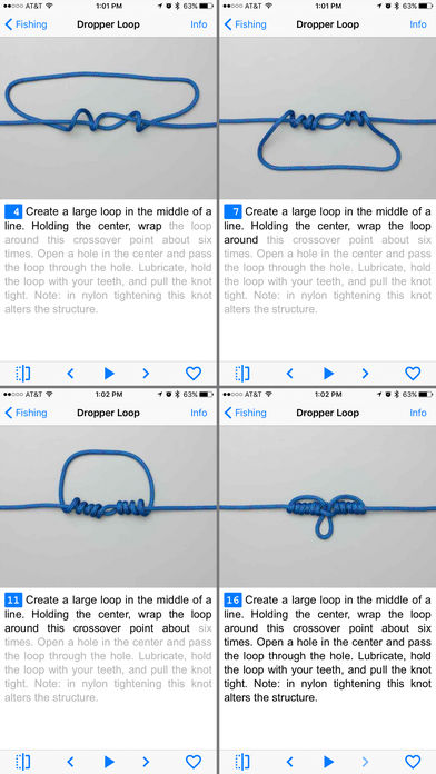 Animated Knots by Grog