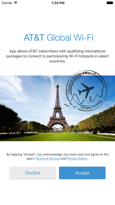 AT&T Global Wi-Fi