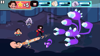 Attack the Light – Steven Universe Light RPG