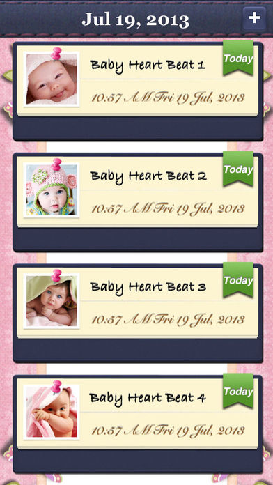 Baby's Beat – Pregnancy Baby Heartbeat Monitor