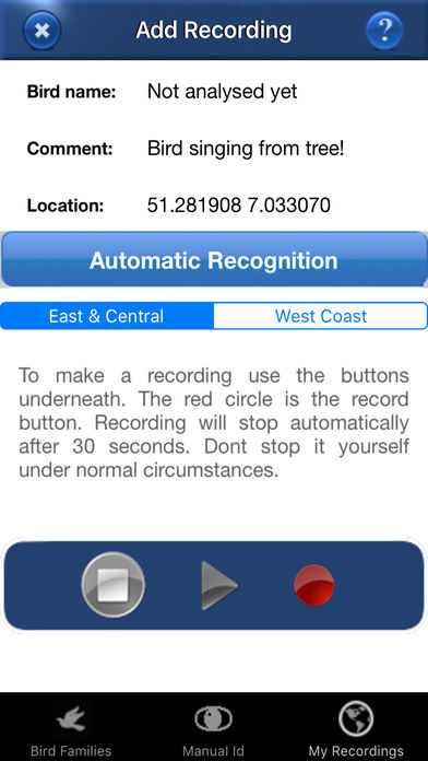 Bird Song Id USA Automatic Recognition Birds Songs