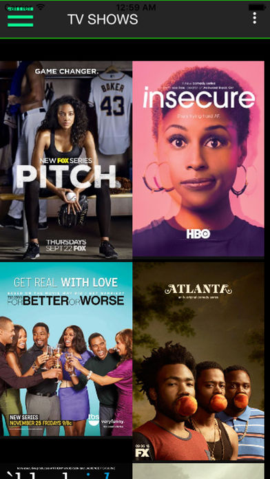 Black Box – Black Movie List
