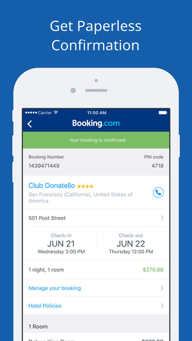 Booking.com Travel Deals