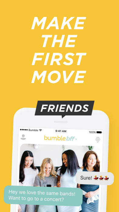 Bumble – Meet New People