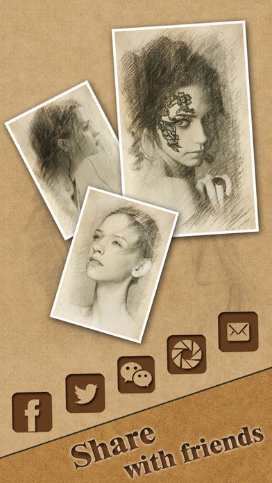 Cartoon Sketch HD – Filter Booth to add Pencil Portrait Effect & Splash Color on Camera Photo
