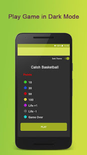 Catch Basketball