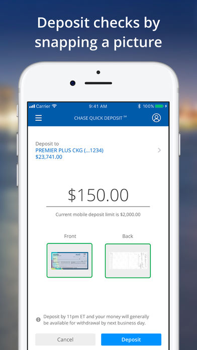 Chase Mobile® iPhone App - App Store Apps