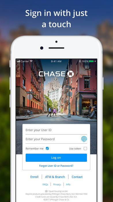 Chase Mobile®