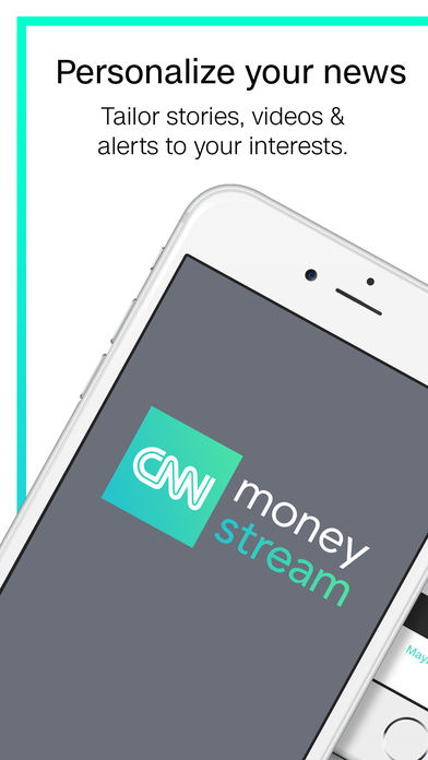 CNN MoneyStream