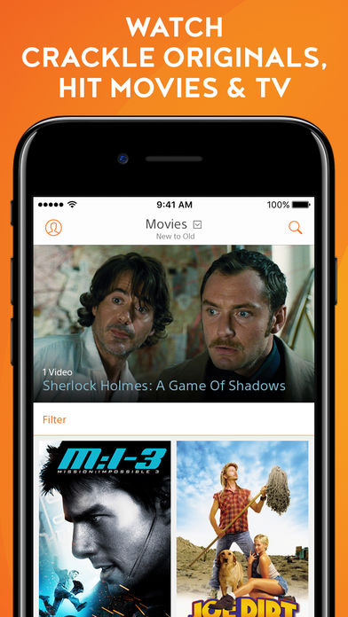 Crackle – Movies & TV