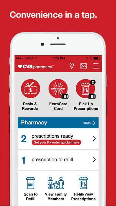 cvs pharmacy iphone app