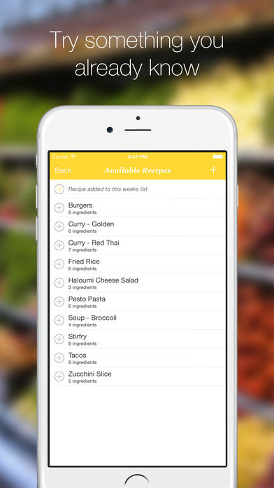 Dinner Plans – The Simple Meal Planner