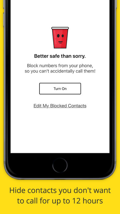 Drunk Mode – Call Blocker