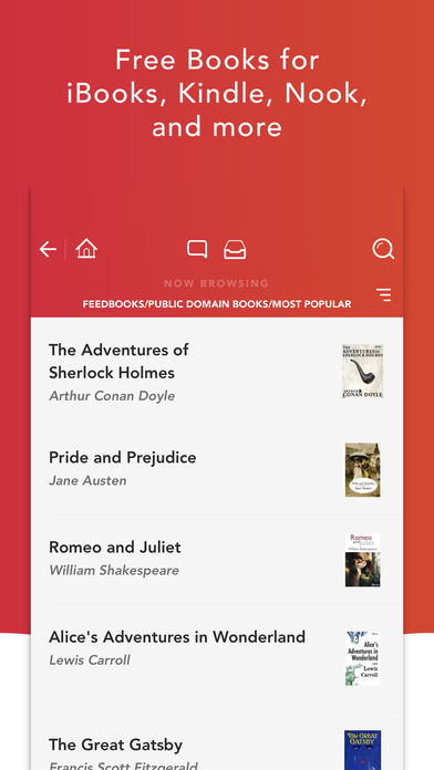 eBook Search – EPUBs & iBooks