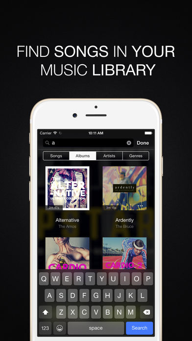Evermusic – offline music