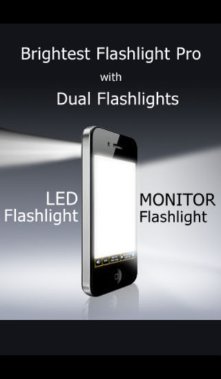 flashlight app iphone flashlight brightest flashlight pro iphone app app 9204