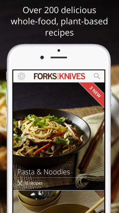 Forks Over Knives – Healthy Recipes & Easy Meals