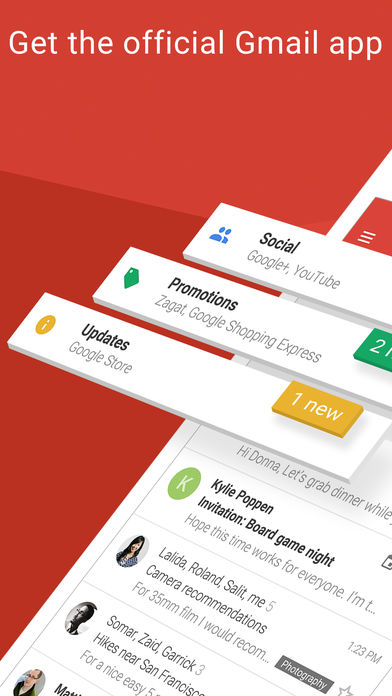 Gmail – Email by Google