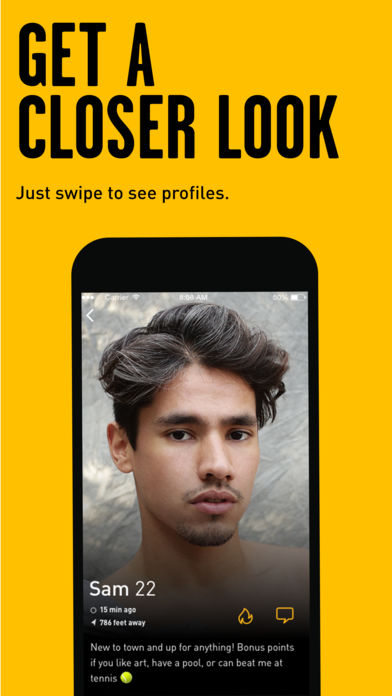 Grindr is the essential location- based app to meet gay