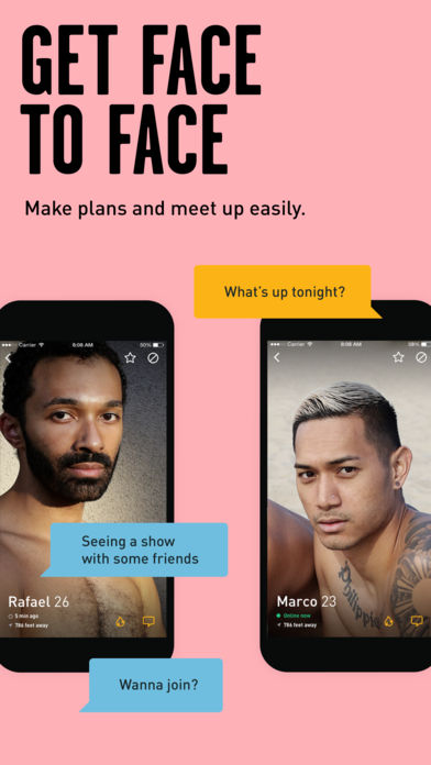 Grindr – Gay chat