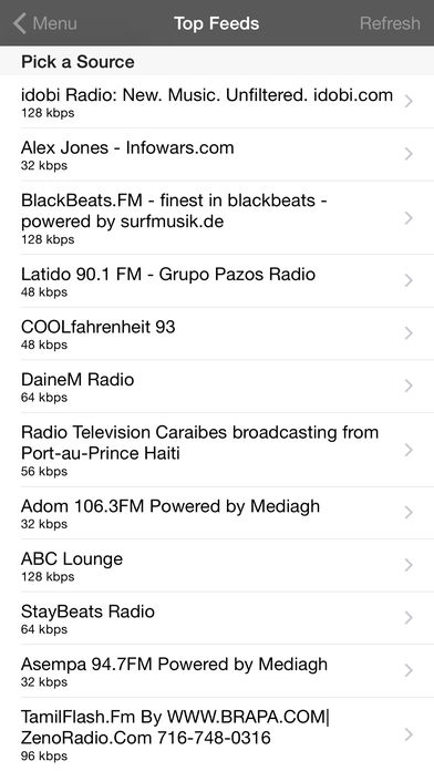 HiDef Radio Pro – News & Music Stations