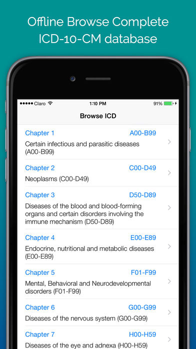 ICD-10 On the Go