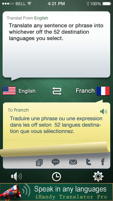 iHandy Translator