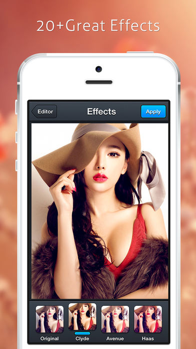 Image Editor – Filters Sticker