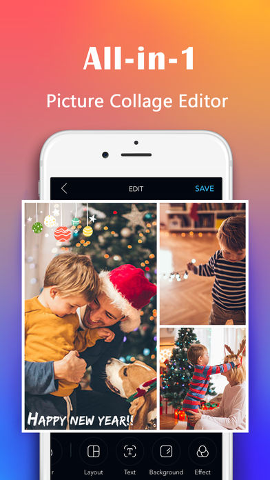 Photo Collage Photo Editor Iphone App App Store Apps