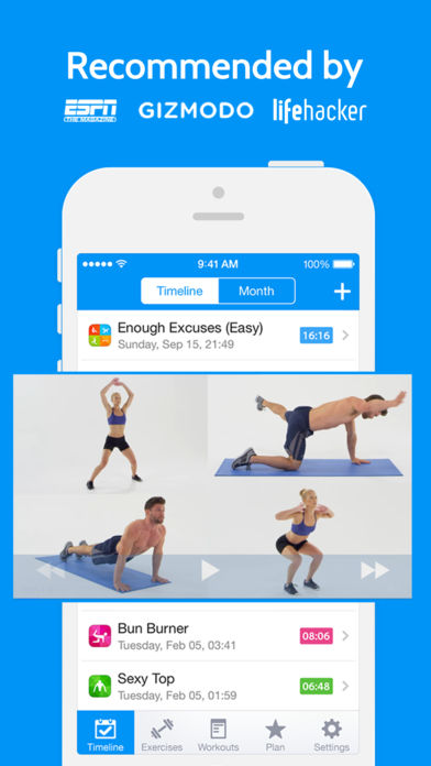 Instant Fitness: Workout Trainer