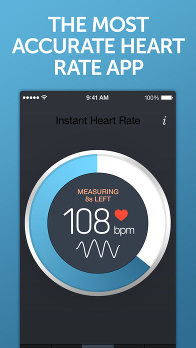Instant Heart Rate: HR Monitor