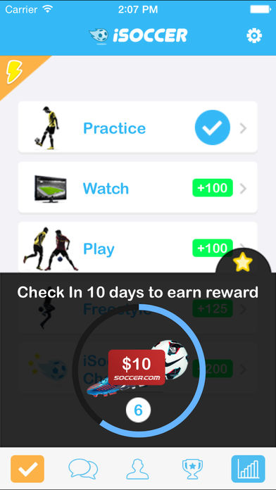 iSoccer – Improve Your Skills