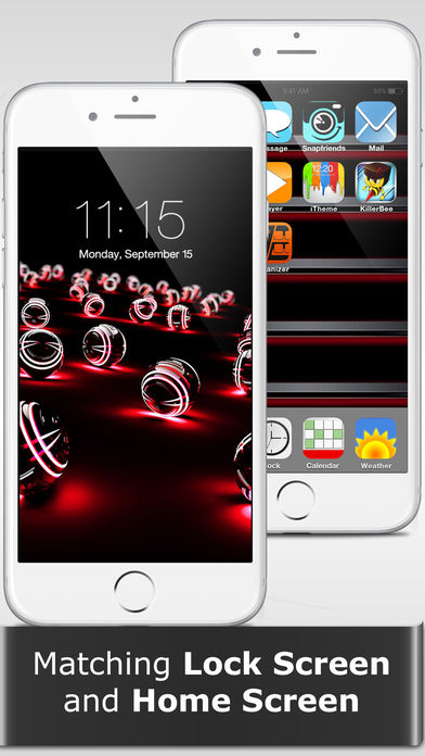 iTheme – Themes for iPhone and iPad