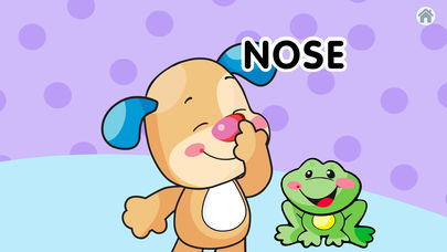 Laugh & Learn™ Where's Puppy's Nose? for Baby