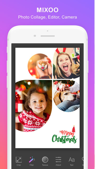 Mixoo – Pic Collage, Layout