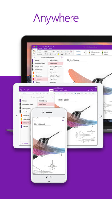 how to use microsoft onenote app