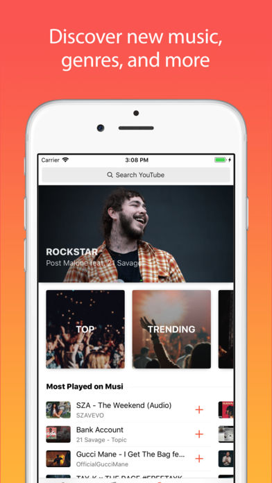 Musi – Simple Music Streaming