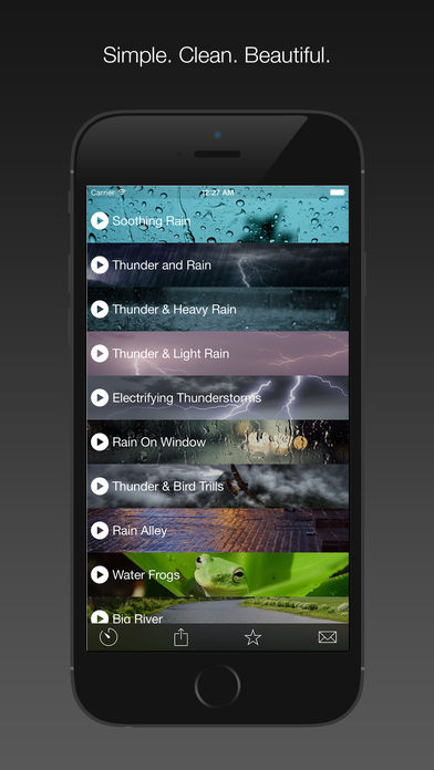 Nature Melody — Soothing, Calming, and Relaxing Sounds to Relieve Stress and Help Sleep Better (Free)
