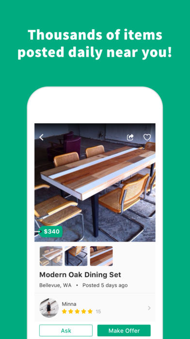 OfferUp – Buy. Sell. Simple.