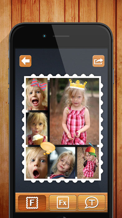Photo Shake – Pic Collage Maker & Pic Frames Grid