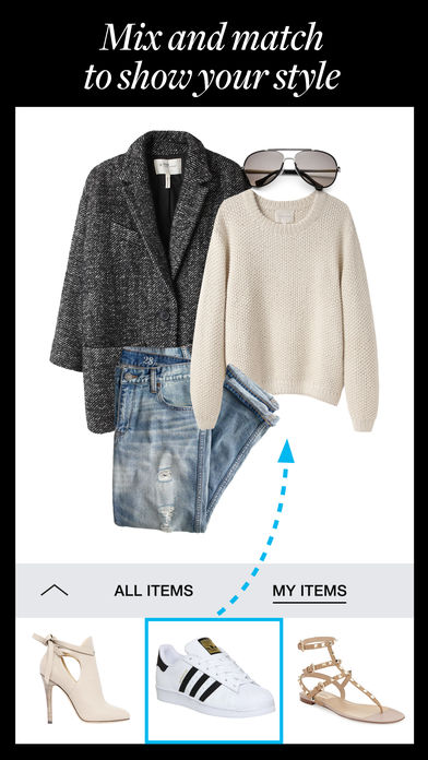 Polyvore – Fashion & Style