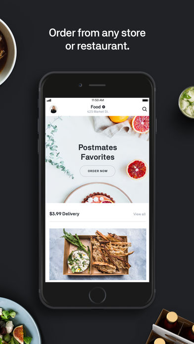 Postmates – Food Delivery