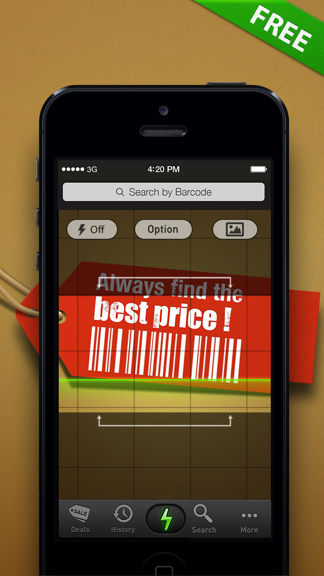 Quick Scan – Barcode Scanner & Best Shopping Companion