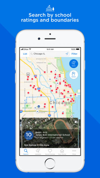 Zillow Real Estate & Rentals iPhone App - App Store Apps on