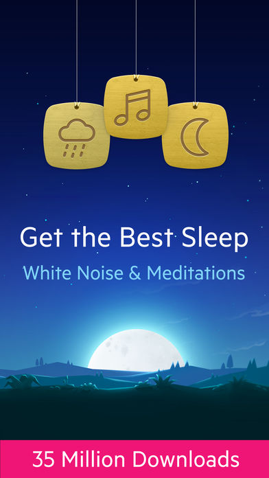 Relax Melodies: Sleep Sounds, White Noise & Fan