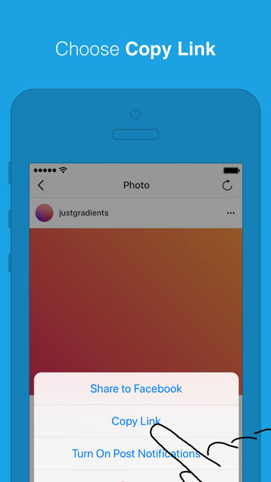 how to use repost app for instagram